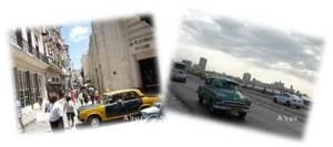 """CubaTaxis y Taxis """"Almendrones"""""""