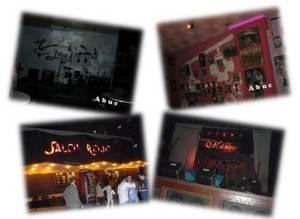Jazz Café, Café TV, Salón Rojo y Casa de la Música
