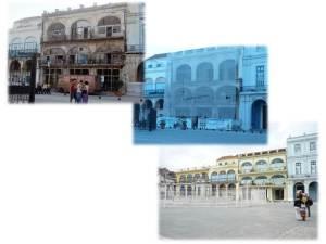 Plaza Vieja (2005 - 2008 - 2013)