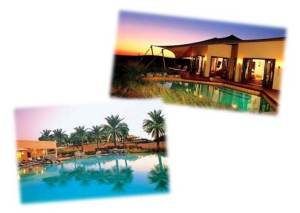 Al Maha Desert Resort Dubai, Emiratos Árabes