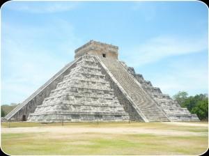 Pirámide Kukulkán Chichen Itzá