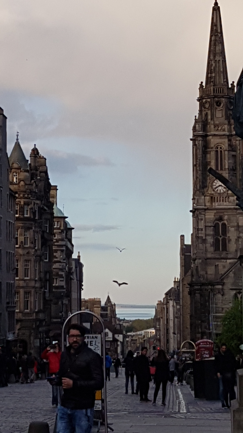Royal Mile. Edinburgh