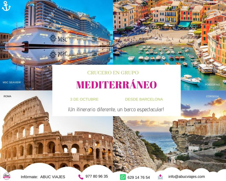 Foto cru Mediterráneo